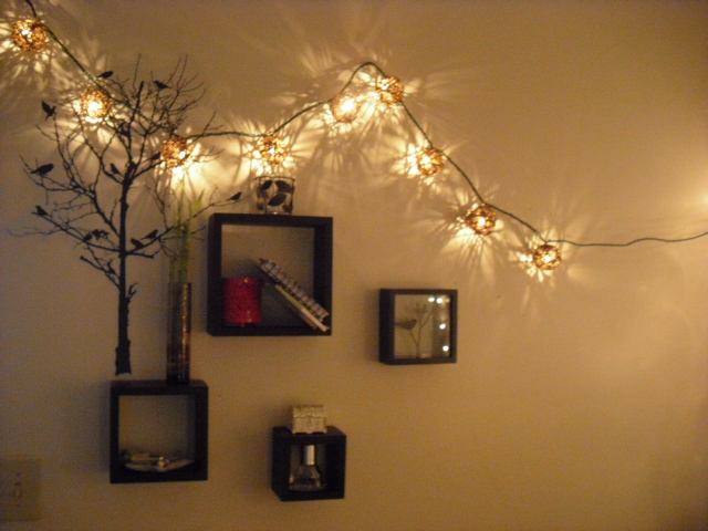 String Lights For Room : ?Bella s? Room! Confessions of a Bella Swan Wardrobe Addict